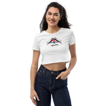 """Load the picture into the gallery viewer, """"Srce Hrvatsko"""" organic crop top"""