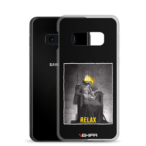 """""""Rex Relax"""" - Samsung cover"""