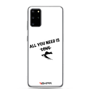 """""""All you need is Croatia"""" - Samsung cover"""