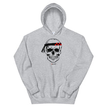 """Load the picture into the gallery viewer, """"CroSkull"""" - Hoodie"""