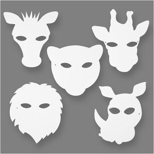 Card mask packs