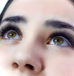 Beginners Individual and Pre Fanned Lash Extension Course