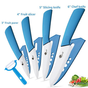Chef Knife Set - Radical Accessories