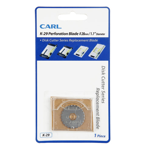 Carl K29 Perforating Blade