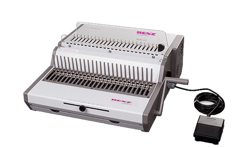 Renz Combi E Electric Comb Binder