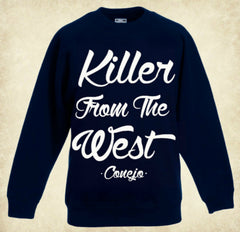"""Killer From The West"" Crewneck"