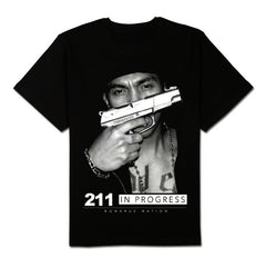 "New Conejo ""211 In Progress"" T Shirt"
