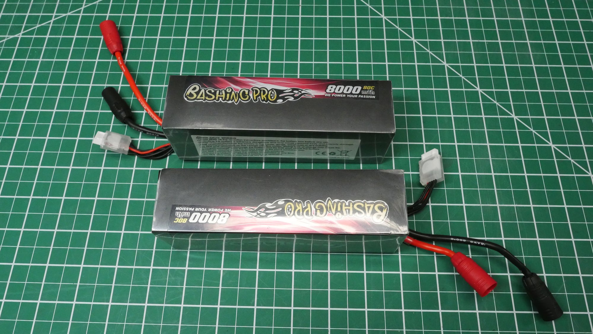 Money Shot Mini Battery Set (Mini X8)