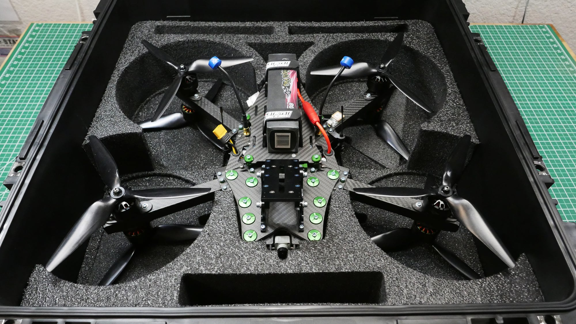 Money Shot Mini Drone Case (Mini X8)