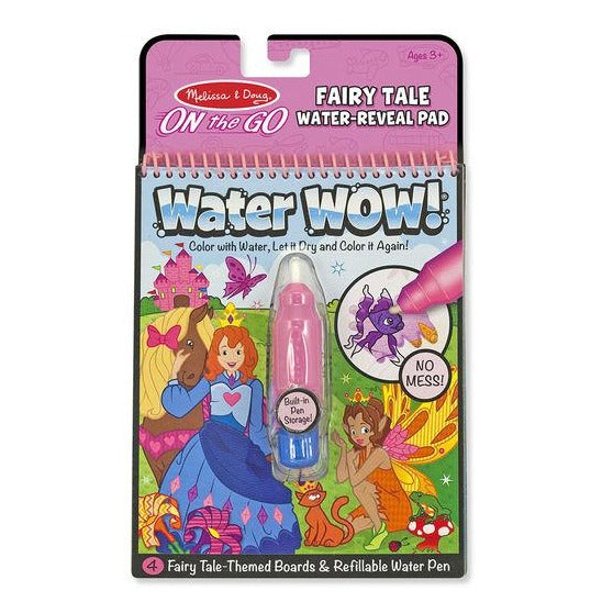 Water Wow - Fairy Tales Melissa + Doug Toys