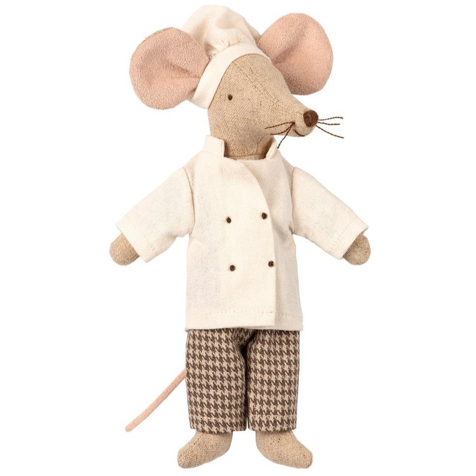 Chef Mouse by Maileg Maileg Toys