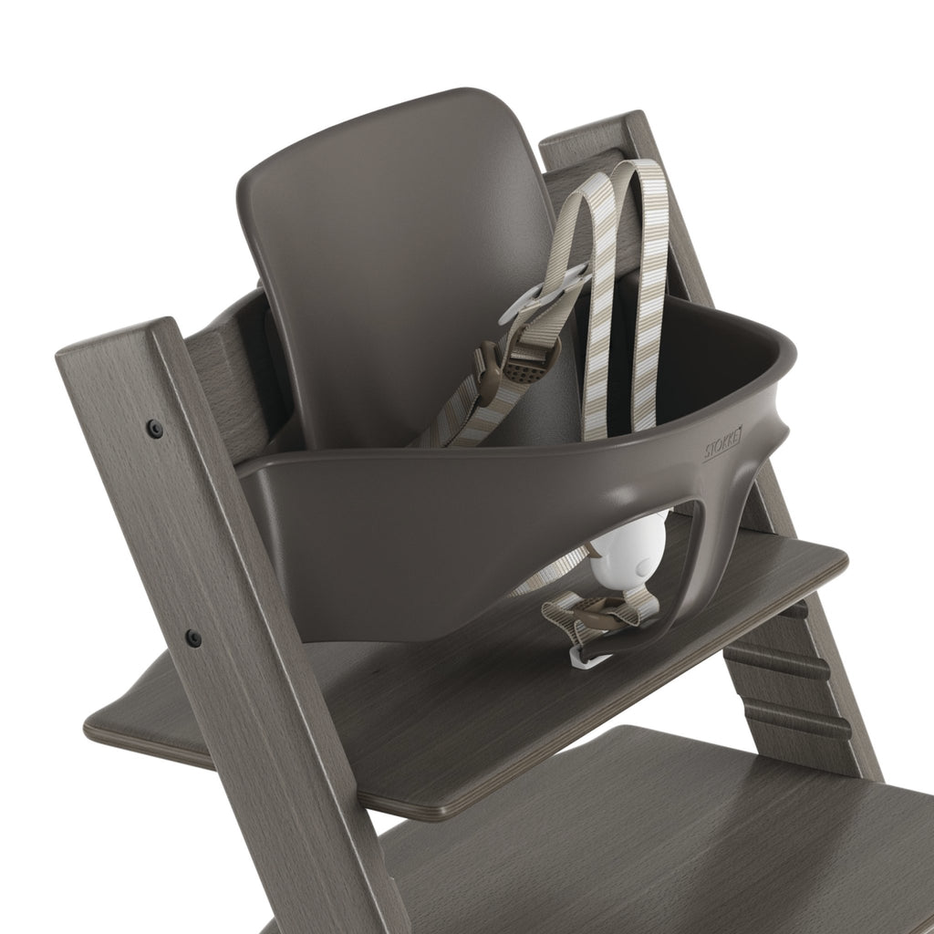 2019 Tripp Trapp Baby Set with Harness and Extended Glider by Stokke