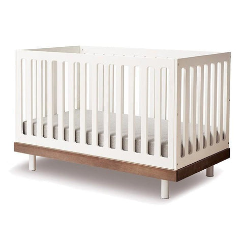 Classic Crib - Walnut by Oeuf - Pacifier