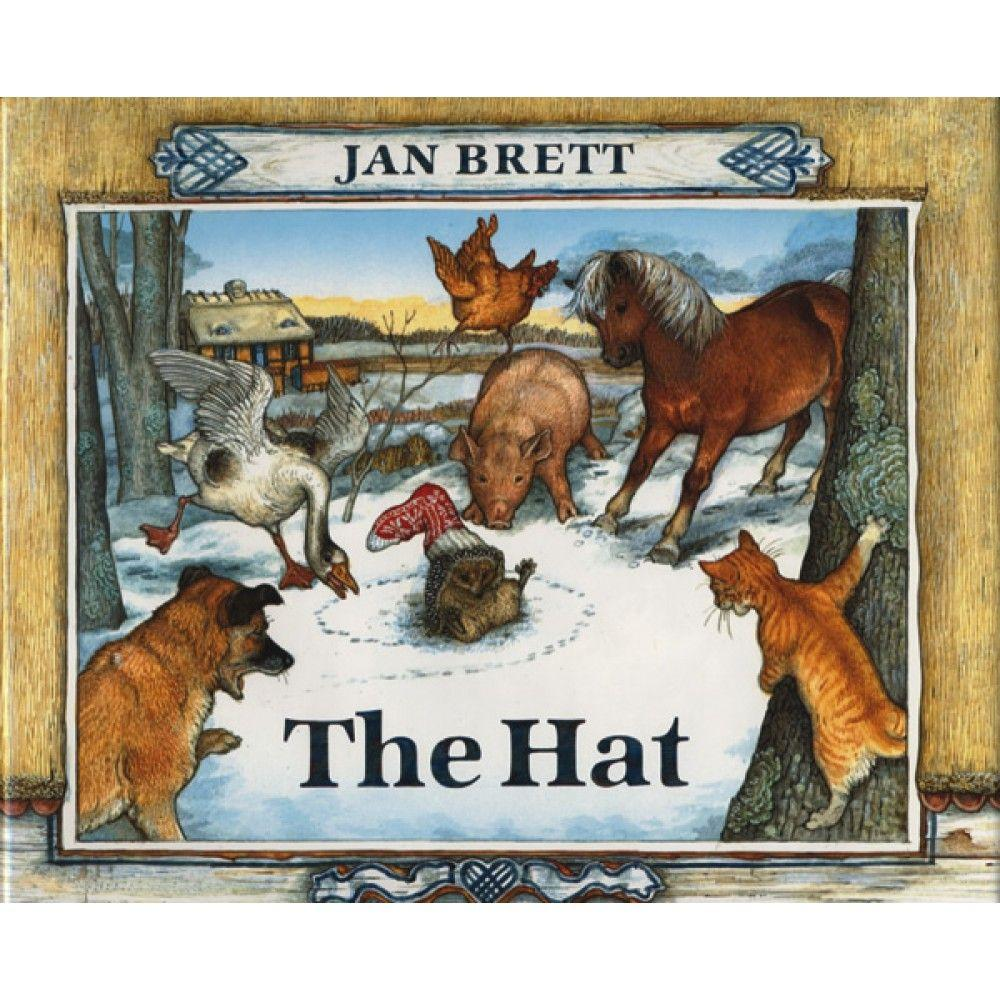 The Hat - Board Book