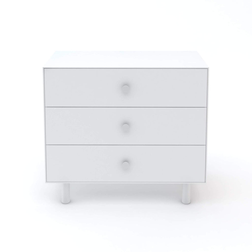 Classic 3 Drawer Dresser - White by Oeuf
