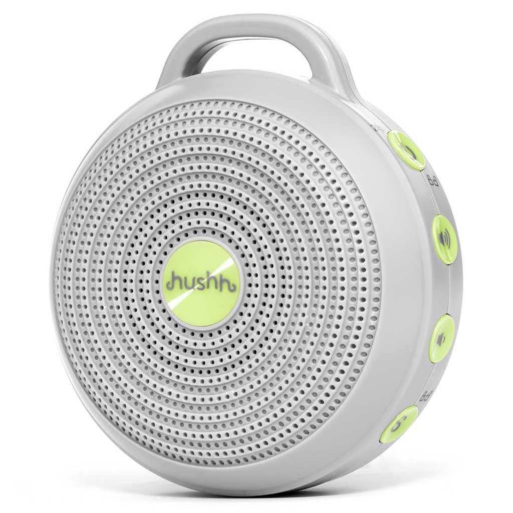 Hushh Portable Sound Machine by Yogasleep Yogasleep Infant Care