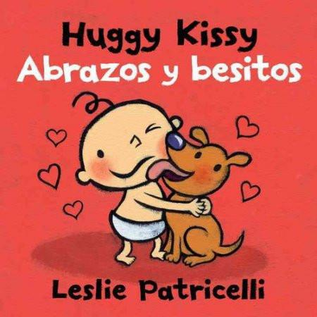 Huggy Kissy Abrazos y Besitos - Board Book Random House Books