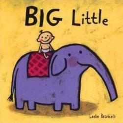 Big Little - Board Book Random House Books