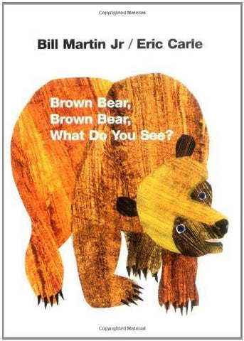 Brown Bear, Brown Bear, What Do You See - Board Book