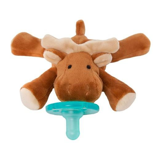 Wubbanub Animal Pacifier - Moose