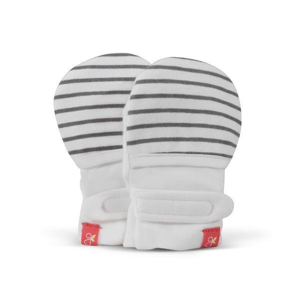 Goumimitts - Stripe Gray by Goumikids Goumikids Infant Care
