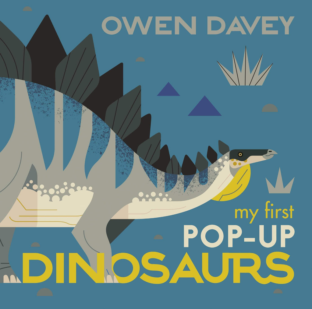 My First Pop-Up Dinosaurs: 15 Incredible Pop-ups Random House Books