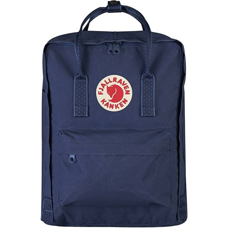 Kånken Backpack - Royal Blue Pinstripe by Fjallraven
