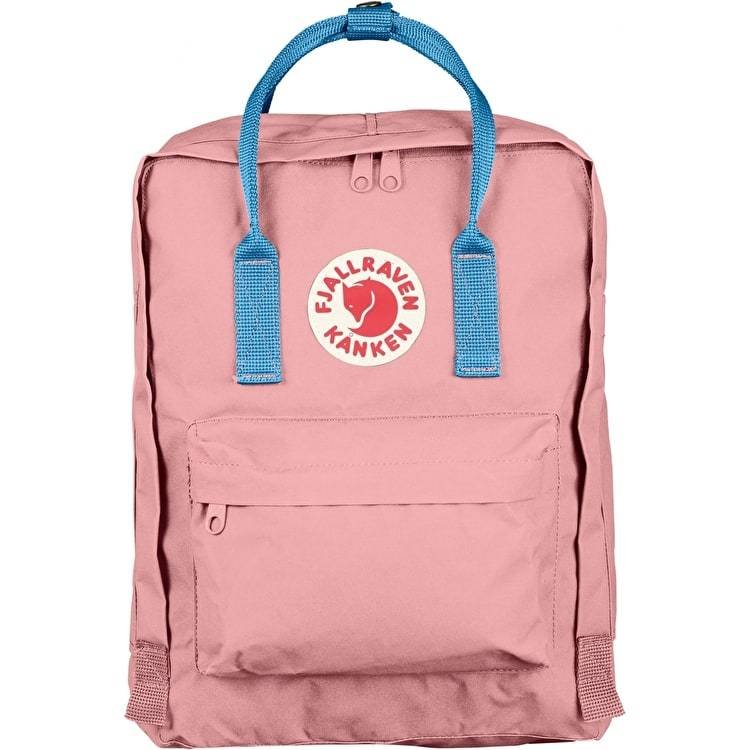 Kånken Backpack - Pink + Air Blue by Fjallraven