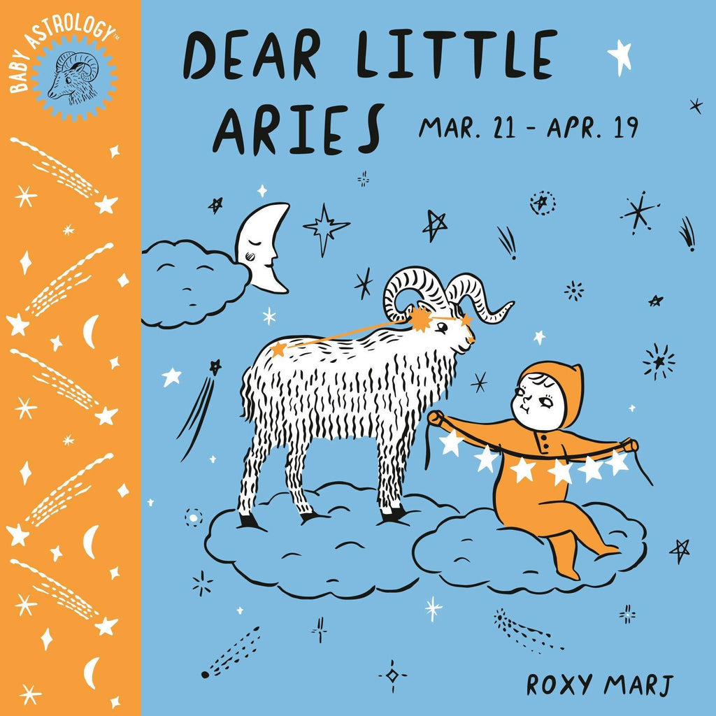 Baby Astrology: Dear Little Aries - Board Book