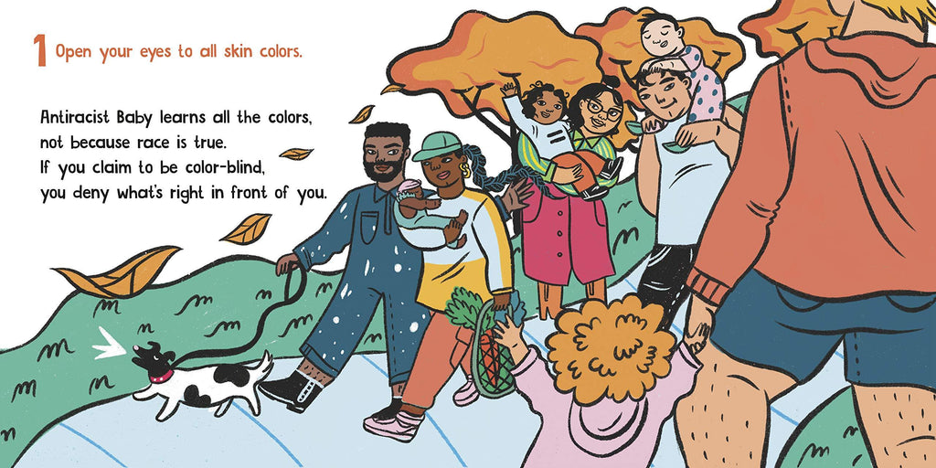 Antiracist Baby - Board Book