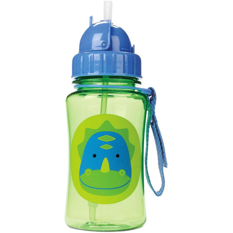 Zoo Straw Bottle - Dinosaur by Skip Hop