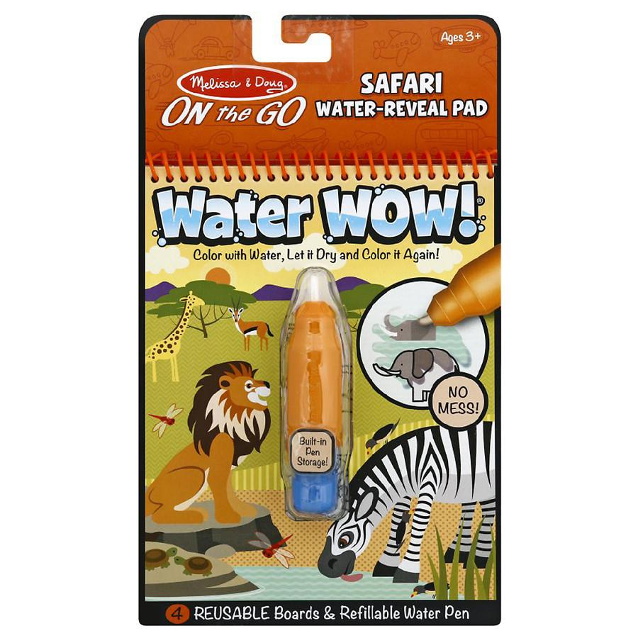 Water Wow - Safari Melissa + Doug Toys