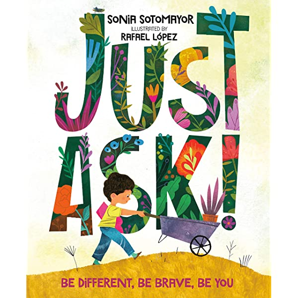 Just Ask! - Hardcover