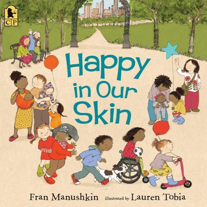 Happy in Our Skin - Hardcover