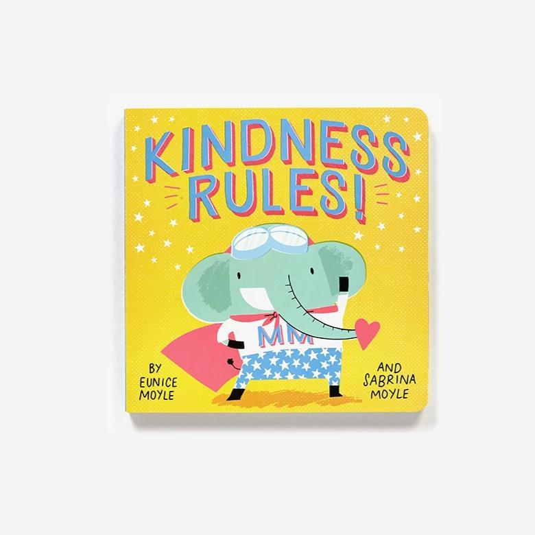 Kindness Rules! - Board Book Abrams Books