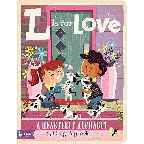 L Is for Love - Board Book