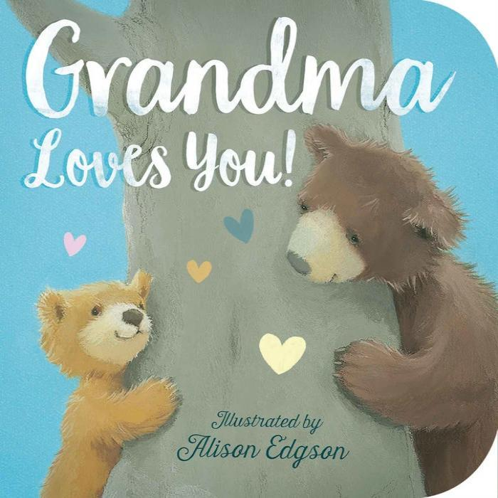 Grandma Loves You! - Board Book Penguin Random House Books