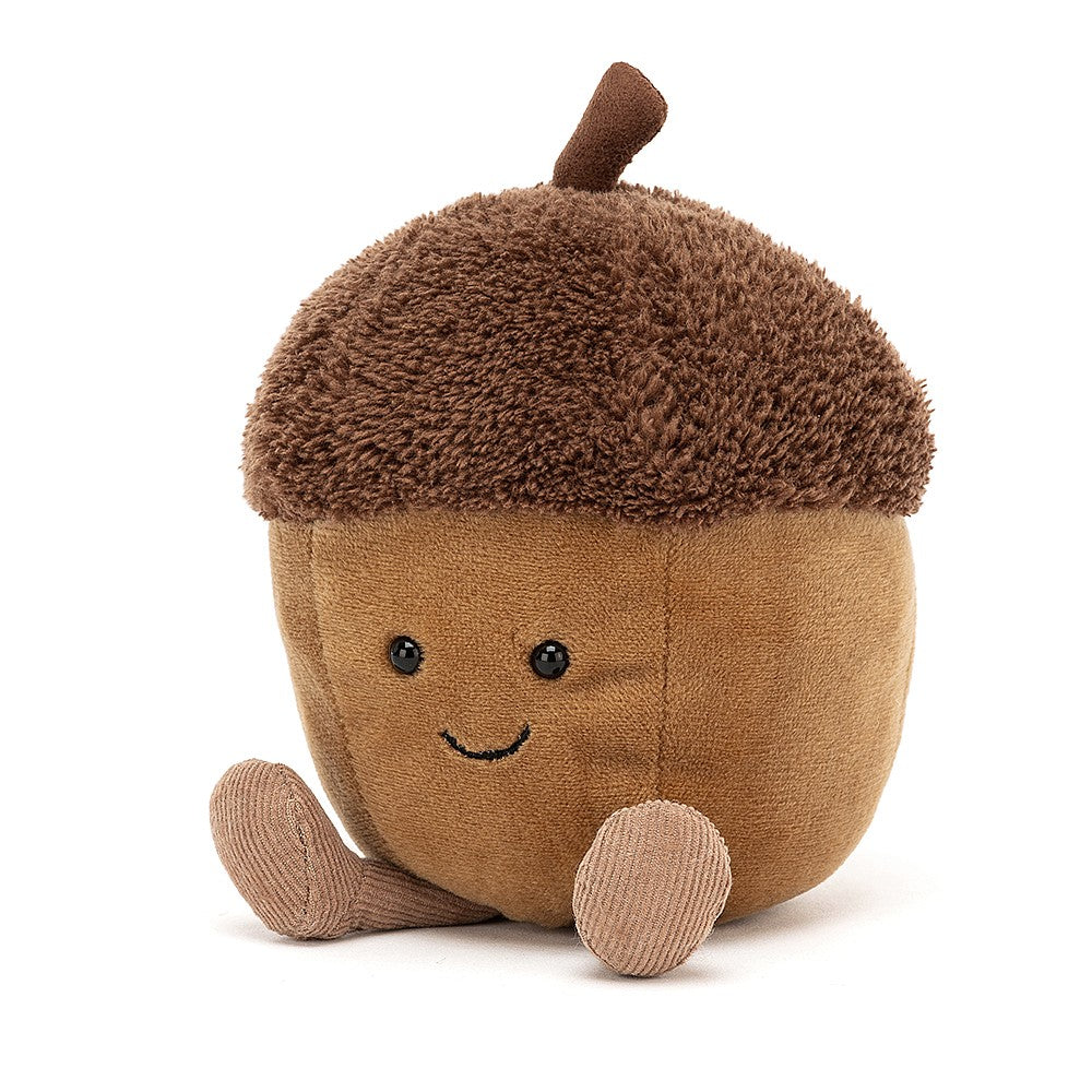 Amuseables Acorn - 4 Inch by Jellycat