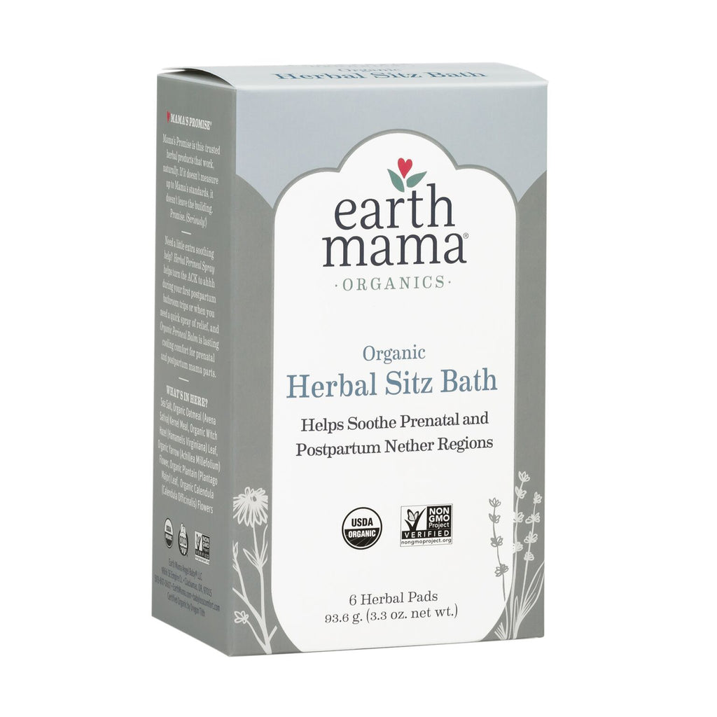Herbal Sitz Bath by Earth Mama Organics Earth Mama Organics Infant Care
