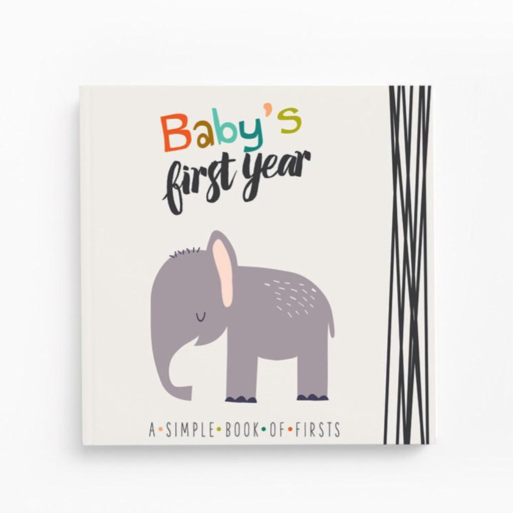 Little Animal Lover Baby Memory Book by Lucy Darling Lucy Darling Books