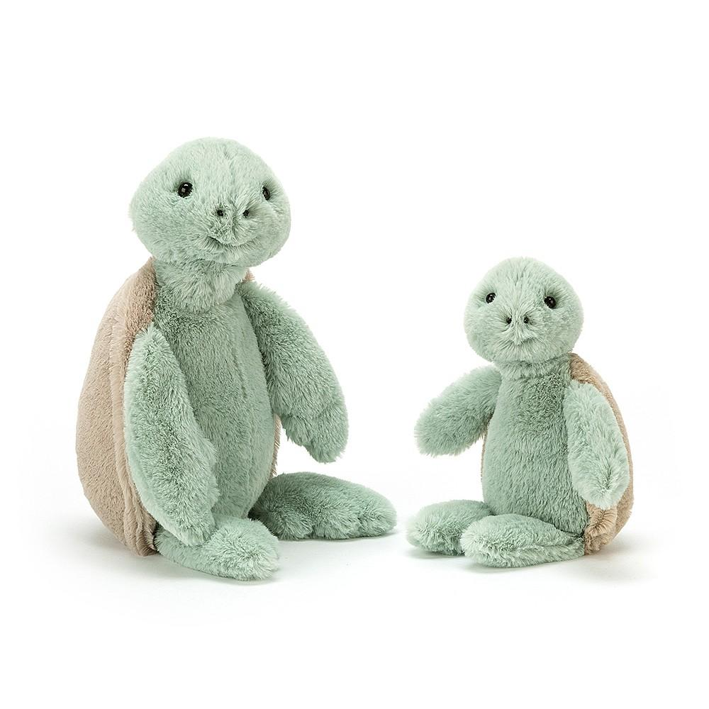 Bashful Turtle - Medium 12 Inch by Jellycat Jellycat Toys