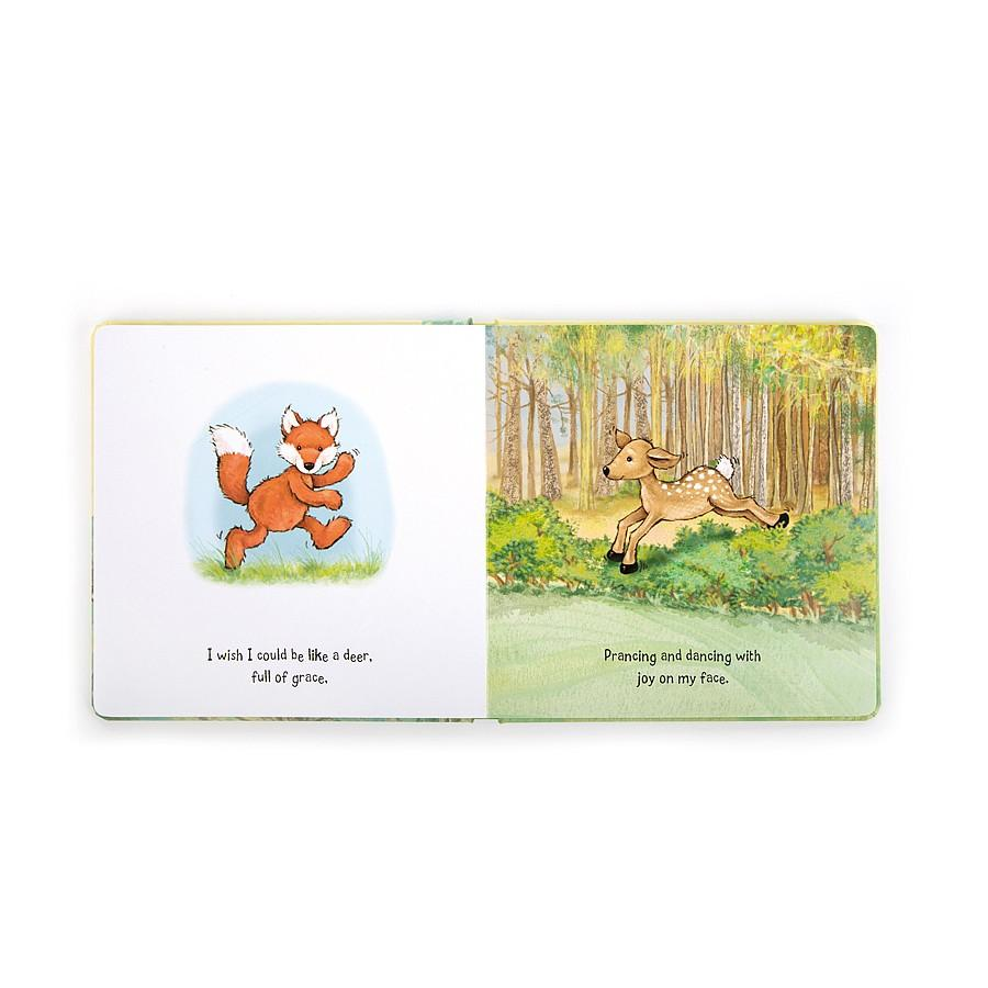 I Wish - Board Book by Jellycat