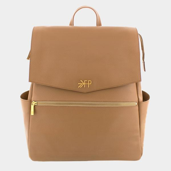 Butterscotch Diaper Bag by Freshly Picked