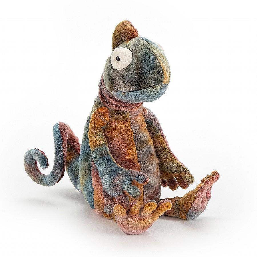 Colin Cameleon - by Jellycat