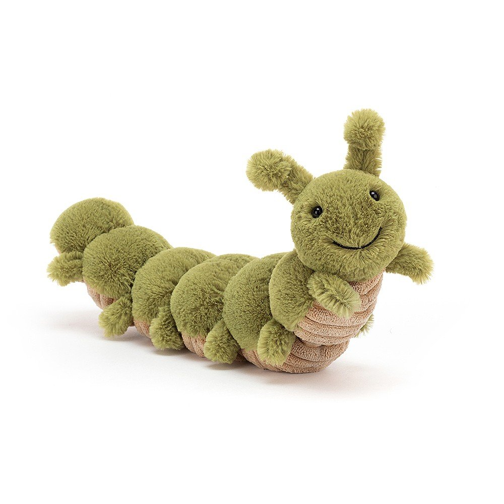 Christopher Caterpillar - 11 Inch by Jellycat