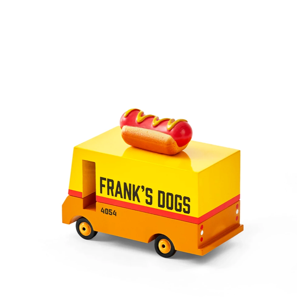Hot Dog Van by Candylab Toys