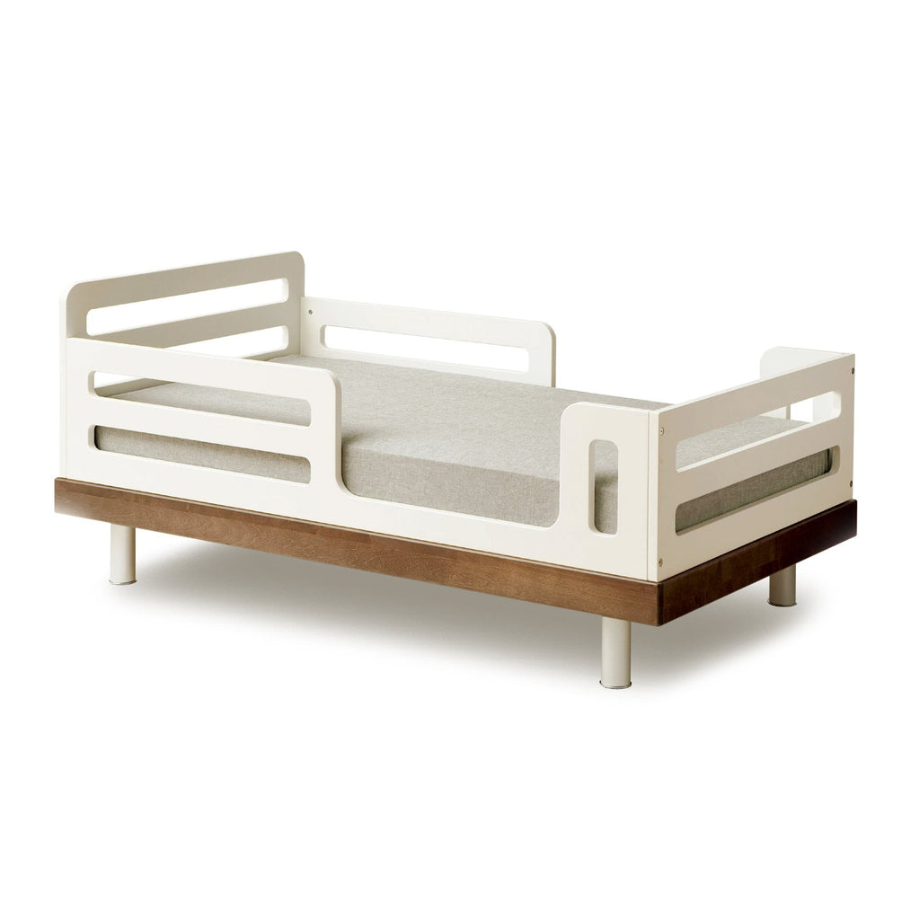 Classic Toddler Bed - Walnut by Oeuf Oeuf Furniture