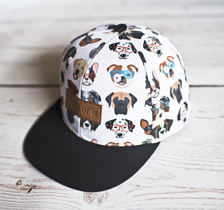 S'up Pup Hat by Phoenix Cap Co (2-8y)