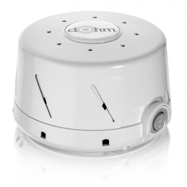 Dohm for Baby Sound Machine - White by Marpac - Pacifier