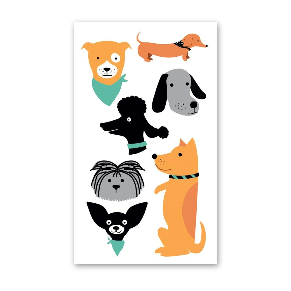 Dog Friends Enclosure Card